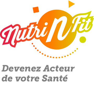 Nutri N'Fit Retina Logo